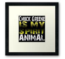 Dead Rising Chuck Framed Print
