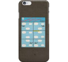 """Incredibly Boring Comics!! #6 - """"Going on Vacation"""" iPhone Case/Skin"""