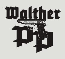 Walther PP  by deathdagger
