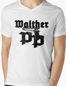 Walther PP  Mens V-Neck T-Shirt