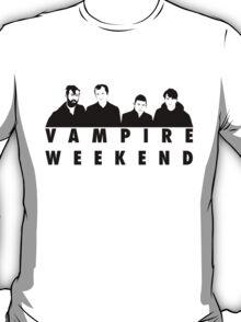 Vampire Weekend t-shirt T-Shirt