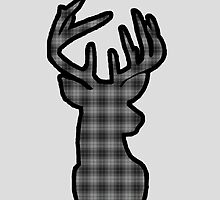 Plaid Stag  by NemJames