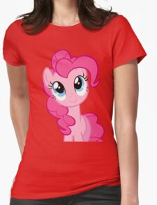 Just Pinkie Womens Fitted T-Shirt