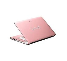 View Review of Sony VAIO E Series SVE11115EN Laptop (Pink) Notebook by meniok