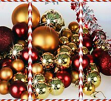 Christmas Candy by ©Josephine Caruana