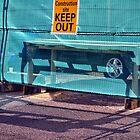 Keep Out! by Jazzdenski