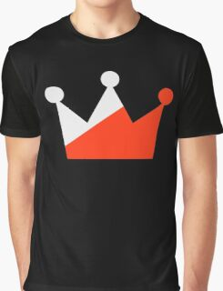 Orienteering crown Graphic T-Shirt