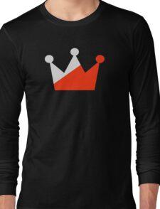 Orienteering crown Long Sleeve T-Shirt