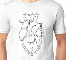 Which Witch--It's My Whole Heart Unisex T-Shirt