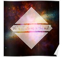 Doctor Who - We're all Stories in the End Poster