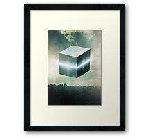 Neon dream 2901 Framed Print