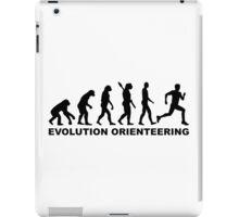 Evolution Orienteering iPad Case/Skin