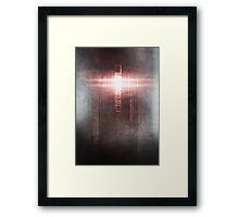 Neon dream 2902 Framed Print