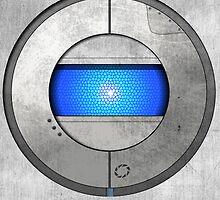 Portal 2 - Wheatley by Stephen Diego