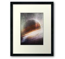 Neon dream 2903 Framed Print