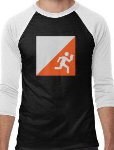 Orienteering Men's Baseball ¾ T-Shirt