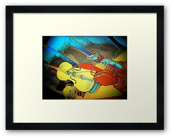 Color, Art & Music... by Rita  H. Ireland