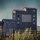 Huber Coal Breaker detail 2 by Aaron Campbell