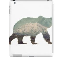 Denali Bear iPad Case/Skin