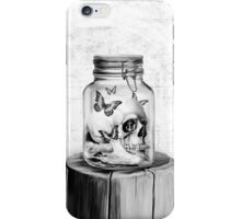 Lost Thoughts iPhone Case/Skin