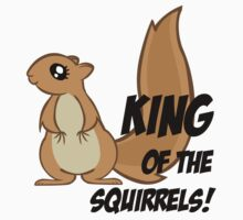 King of the Squirrels! by aj4787