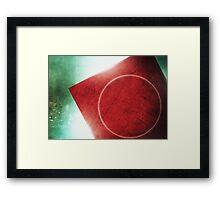 Neon dream 2910 Framed Print