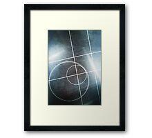 Neon dream 2911 Framed Print