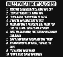 *NEW* Rules For Dating My Daughter by Marjuned
