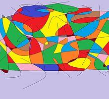 Kurven 11 by Hans-Martin Welz