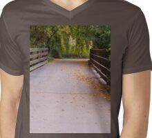 A New Path Mens V-Neck T-Shirt