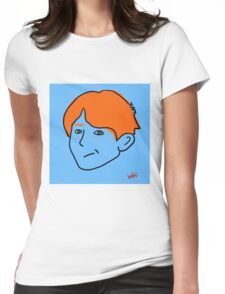 Ron Weasley  Womens Fitted T-Shirt