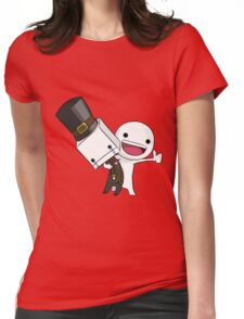 BBT Womens Fitted T-Shirt