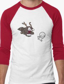 Run! Men's Baseball ¾ T-Shirt