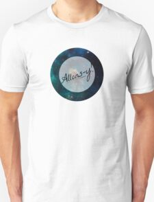 Doctor Who - Allons-y! T-Shirt