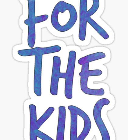 ftk for the kids Sticker