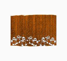 Snowmen Wall Unisex T-Shirt