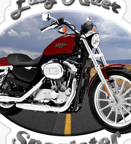 Harley Davidson Sportster Easy Rider Sticker
