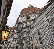 Basilica di Santa Maria del Fiore , Florence, Italy by buttonpresser