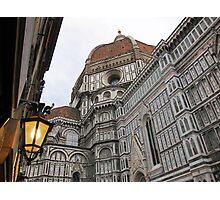 Basilica di Santa Maria del Fiore , Florence, Italy Photographic Print