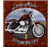 Harley Davidson Sportster Easy Rider Photographic Print