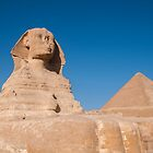 Sphinx Giza 5 by Michael Brewer
