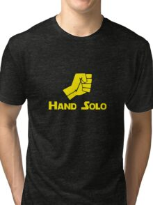 Hand Solo Tri-blend T-Shirt