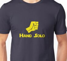 Hand Solo Unisex T-Shirt