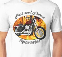 Harley Davidson Sportster Fast and Fierce Unisex T-Shirt