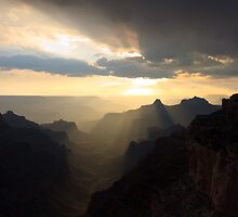 Grand Canyon Sunset, Arizona, USA by raredevice