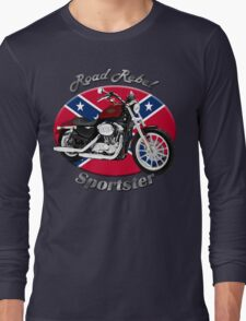 Harley Davidson Sportster Road Rebel Long Sleeve T-Shirt
