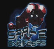 Space engineers! Kids Clothes
