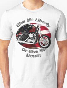 Harley Davidson Sportster Give Me Liberty T-Shirt