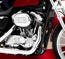 Harley Davidson Sportster Give Me Liberty Sticker