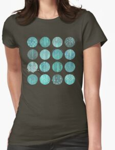 Celestial Bodies - Midnight Womens Fitted T-Shirt
